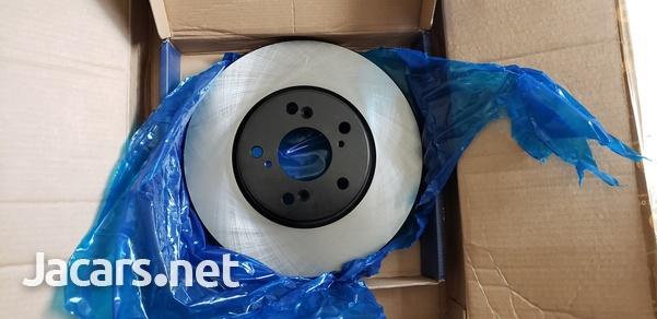 HONDA ACCORD - Front Disc Rotor-4