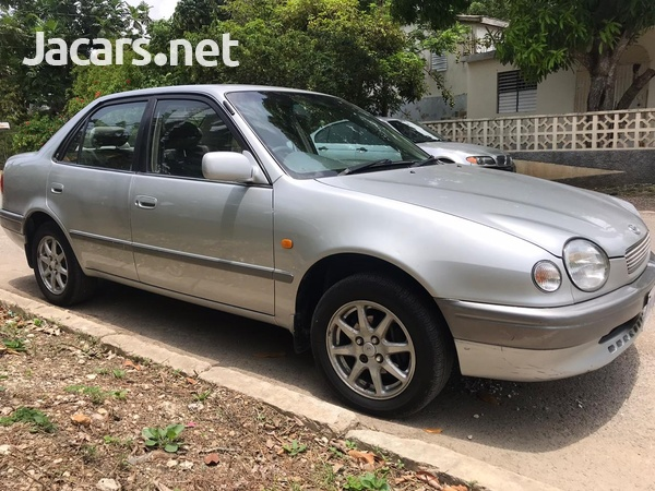 Toyota Corolla 1,6L 1999-1