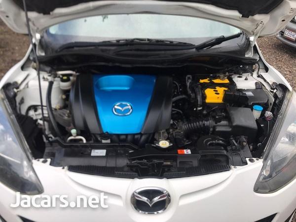 Mazda Demio 1,3L 2012-11