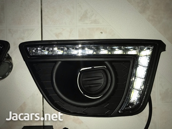 2014 to 2017 Honda Fit Fog Lights-4