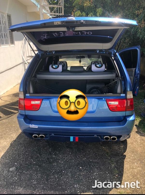 BMW X5 3,0L 2002-1