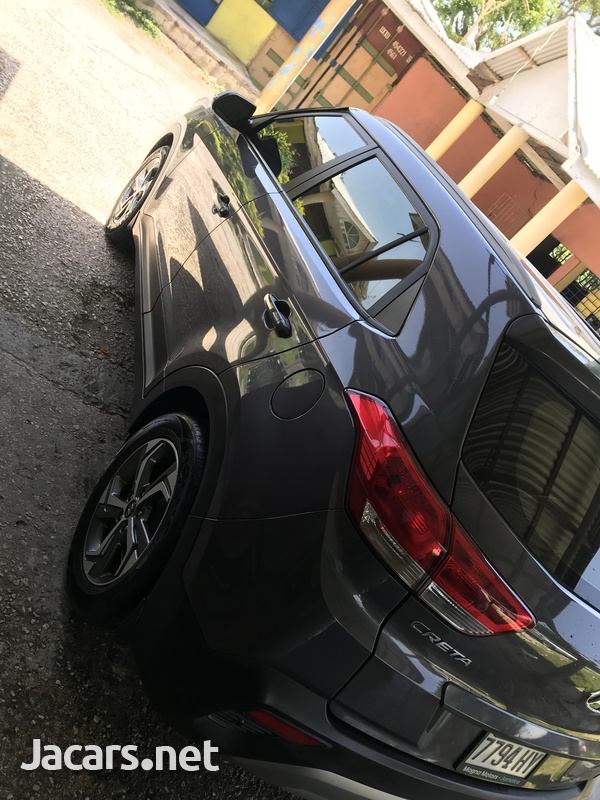 Hyundai Creta 1,6L 2019-2