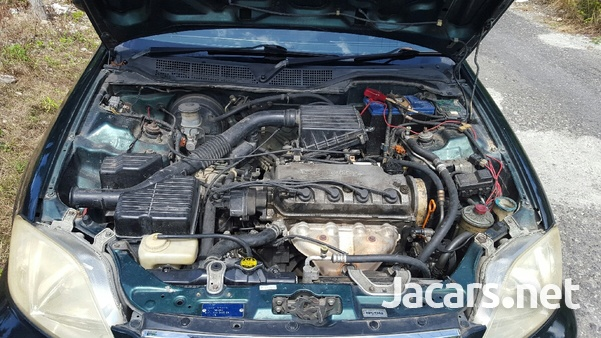 Honda Civic 1,5L 2000-7