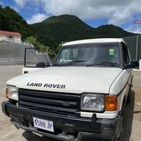 Land Rover Discovery TD5 2,0L 1996