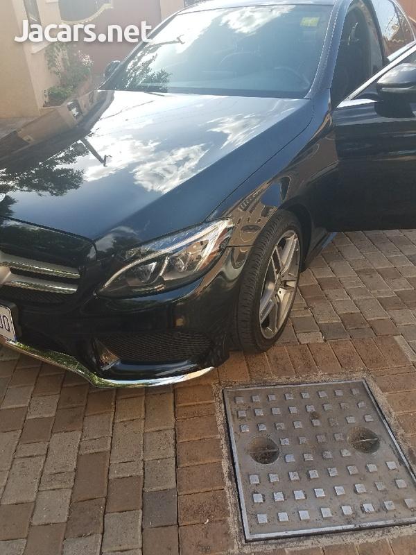 Mercedes-Benz C-Class 2,0L 2016-4