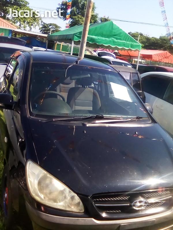 Hyundai Getz 1,4L 2007-1