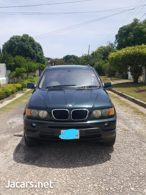 BMW X5 3,0L 2003-3
