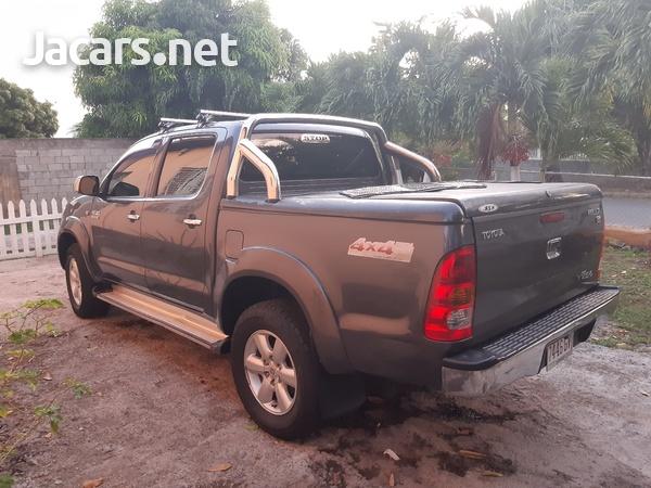 Toyota Hilux 3,0L 2009-5
