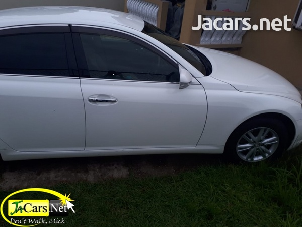 Toyota Mark X 2,5L 2009-4