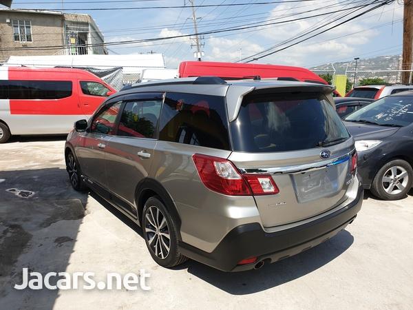 Subaru Exiga 2,5L 2015-5