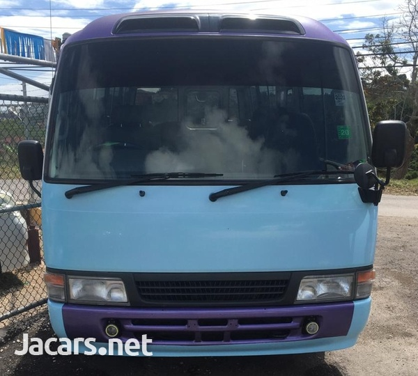 2007 Toyota Coaster Cubby Bus-3
