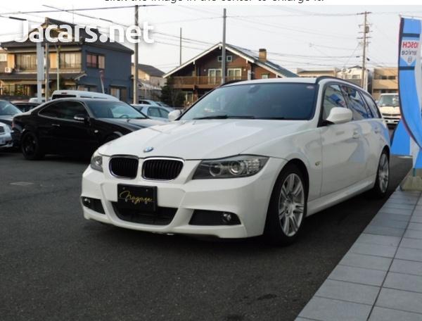 BMW 3-Series 2,0L 2012-2