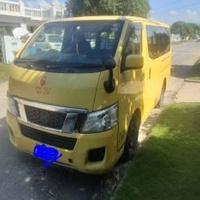Nissan Caravan 2,5 2013