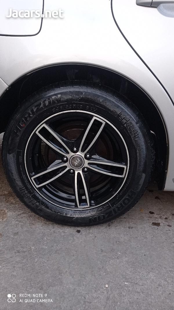 Subaru Impreza 2,5L 2011-12