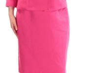 NWT Le Suit Skirt Suit sz 8 US