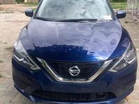 Nissan Sentra 1,7L 2018