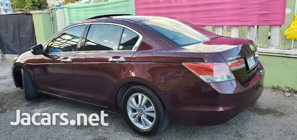 Honda Accord 2,0L 2012-5