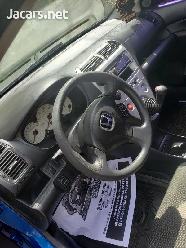 Honda Civic 2,0L 2005-5