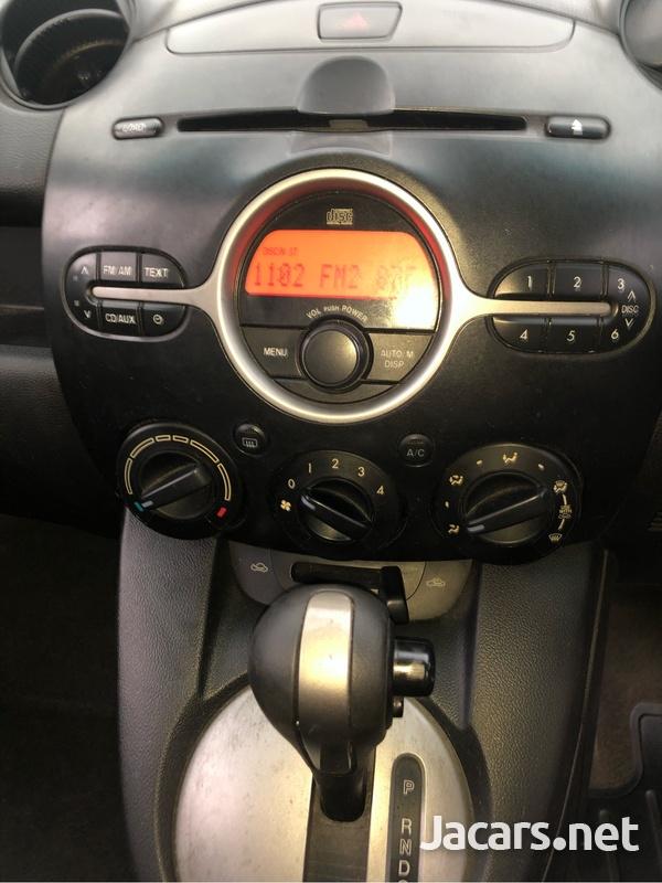 Mazda 2 1,5L 2012-4
