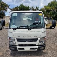 2013 Mitsubishi Canter Lift Truck