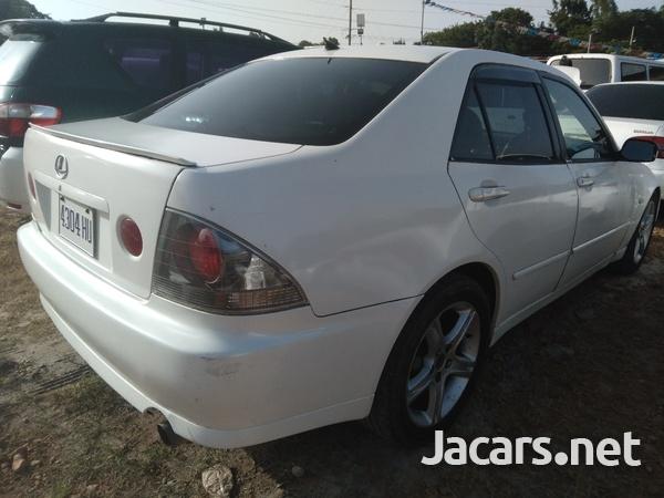 Toyota Altezza 2,0L 2001-6
