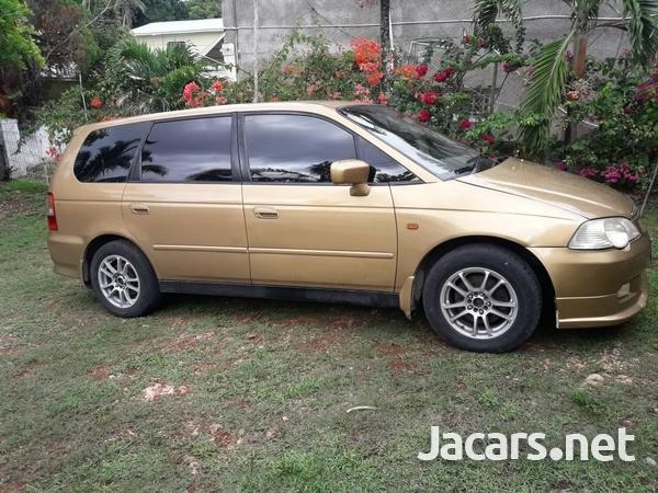 Honda Odyssey 2,0L 2001-3