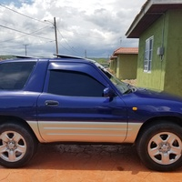 Toyota RAV4 1,5L 1994