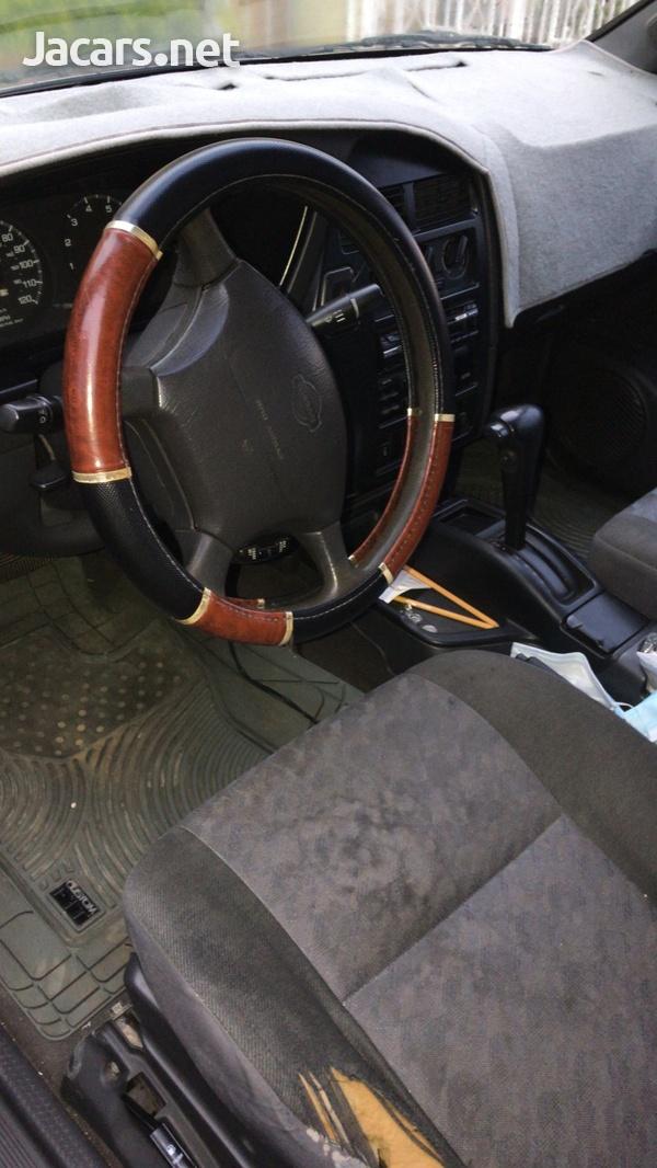 Nissan Pathfinder 3,5L 1997-2