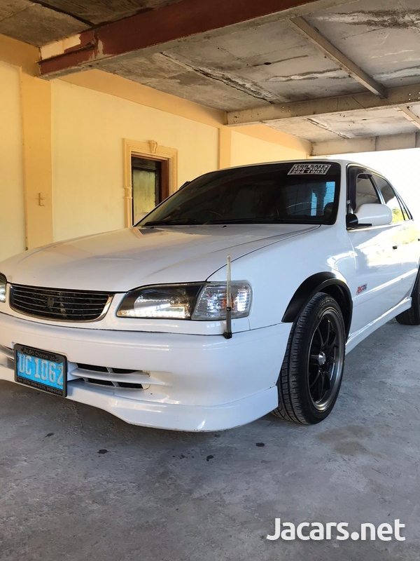Toyota Corolla 1,6L 1998-2