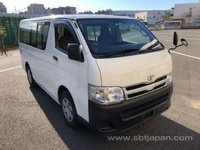 Toyota Hiace Bus 2,5L 2016