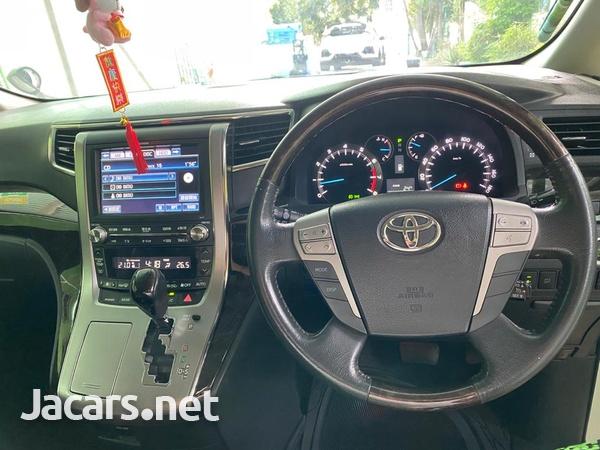 Toyota Alphard 3,5L 2011-3
