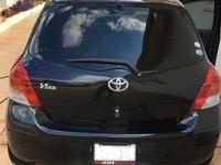 Toyota Vitz 1,3L 2009