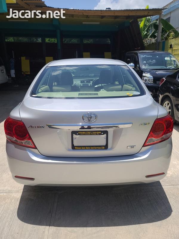 Toyota Allion 2,0L 2012-7
