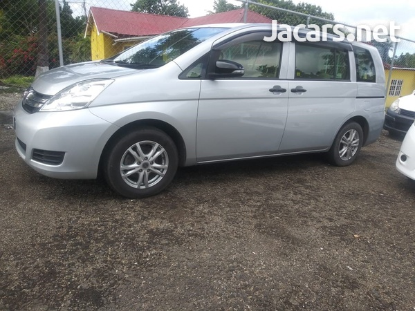 Toyota Isis 2,0L 2015-10