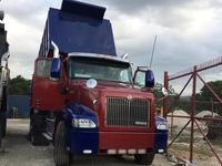 2007 International Dump Truck