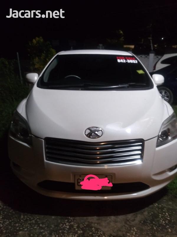 Toyota Mark X 1,8L 2010-1