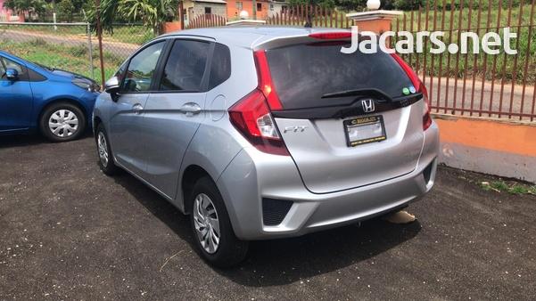 Honda Fit 1,5L 2017-5