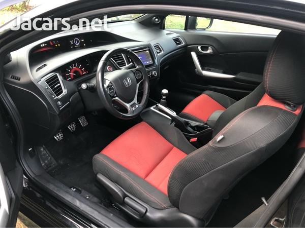 Honda Civic 2,4L 2014-7