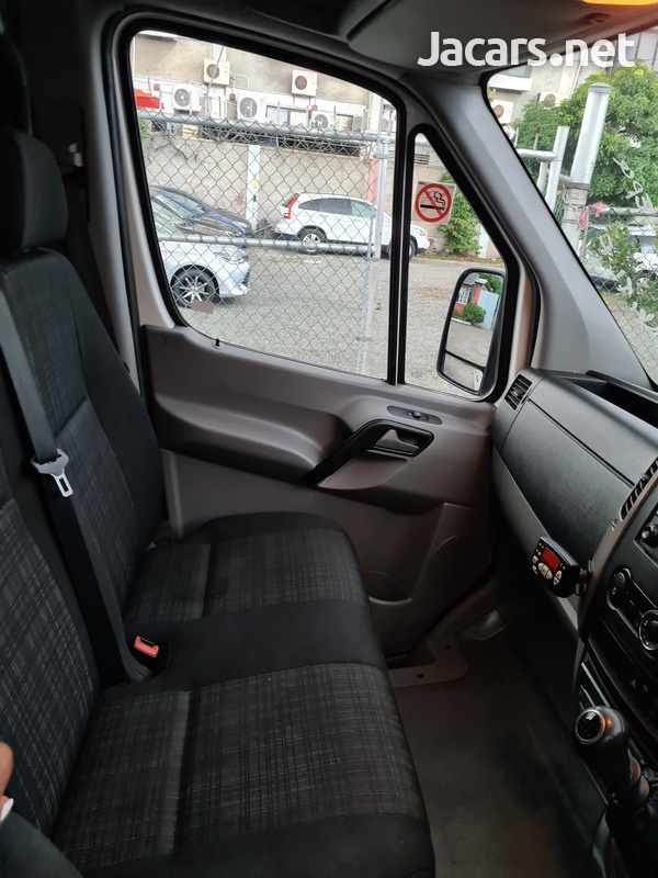 2015 Mercedes Benz Sprinter 313 CDI MWB-5