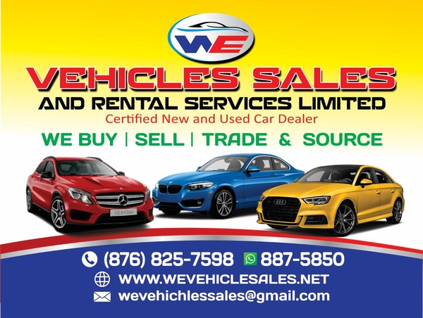 W.E vehicles sales and rental services limited