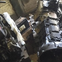 Mitsubishi L200 4wd Parts Gearbox Complete With Transfer box