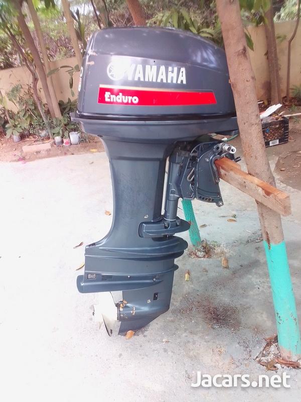 40HP Yamaha Outboard Engine 2018-2