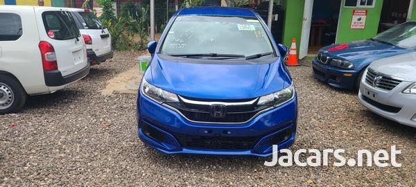 Honda Fit 1,3L 2018-10
