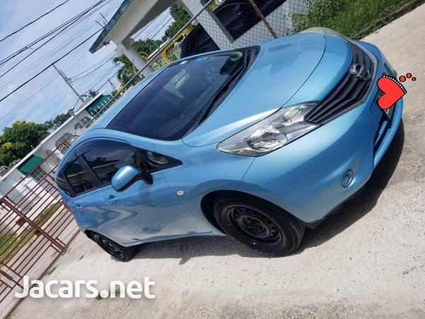 Nissan Note 1,2L 2014-3