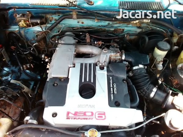 Nissan skyline engine