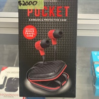 Bluetooth earpiece and case