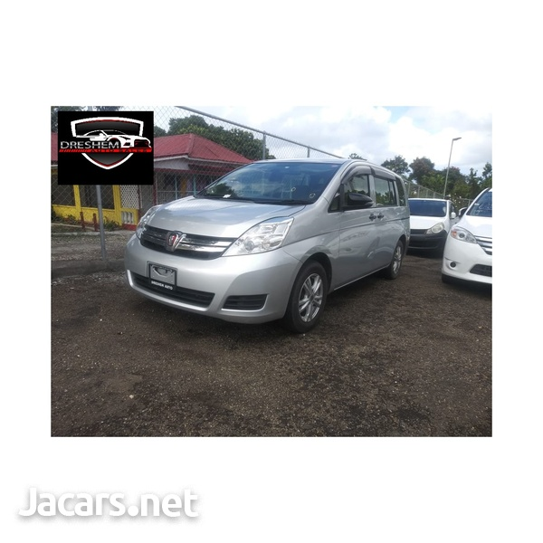 Toyota Isis 2,0L 2015-2