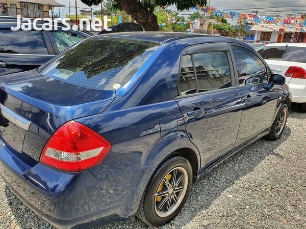 Nissan Tiida 1,1L 2010-2