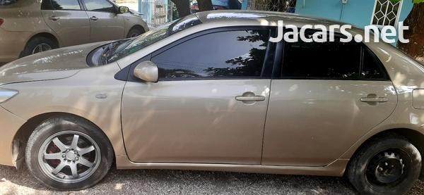 Toyota Corolla XLi 1,6L 2011-3