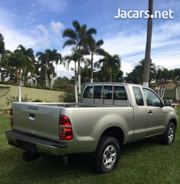 Toyota Hilux 3,0L 2012-5